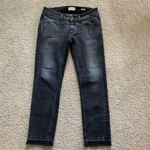 Closed Starlet Candiani Denim Jeans Released Hem